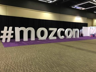 MozCon digital marketing event