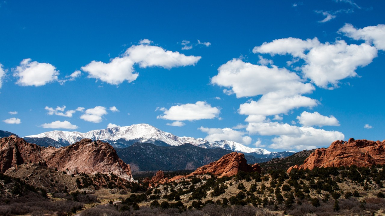 A photograph taken in Colorado, for Colorado Springs Digital Marketing